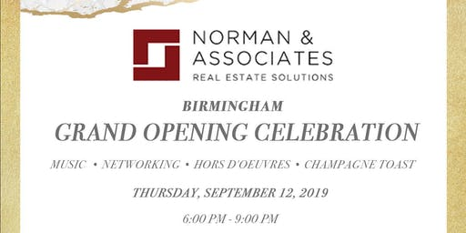 Norman & Associates Grand Opening Celebration