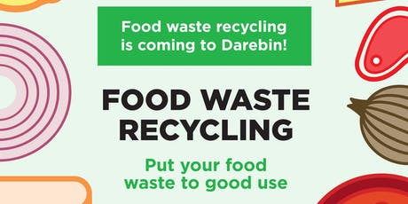 Darebin Food Waste Recycling Launch - 'Just Eat It' movie screening  tickets