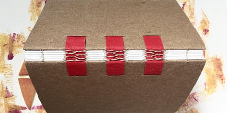 Bookbinding Workshop || French Link Stitch Journal tickets