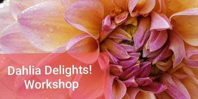 Dahlia Delights! Workshop