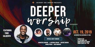 Deeper Worship Concert