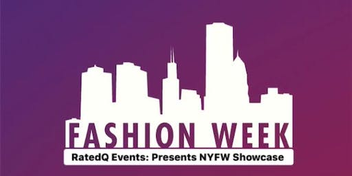 RatedQ Events: Presents NYFW Showcase