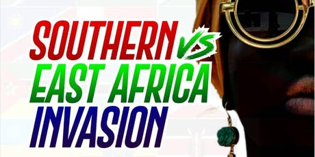 Southern vs East Africa Invasion tickets