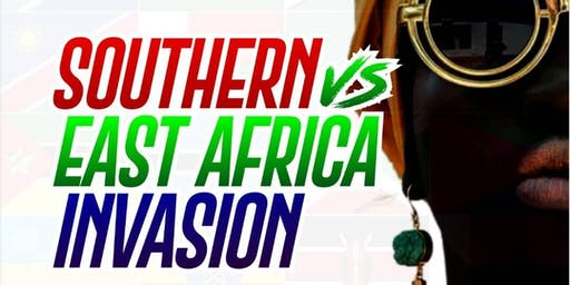 Southern vs East Africa Invasion