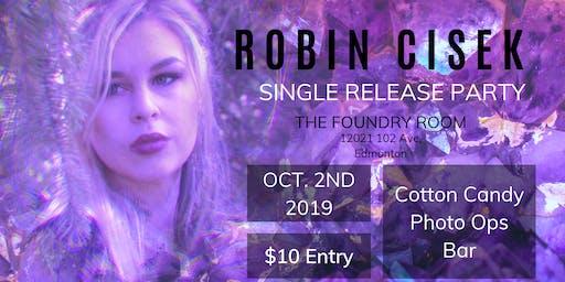 Robin Cisek: Single Release Party