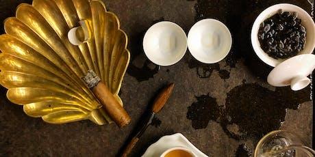 Tea & Cigar Pairing 101 tickets