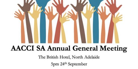 AACCI SA Annual General Meeting tickets