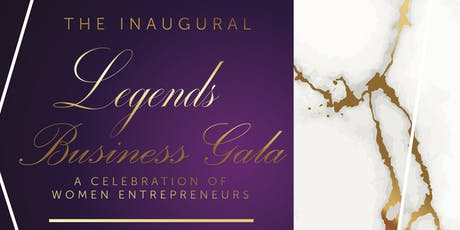 The Inaugural Legends Business Gala tickets