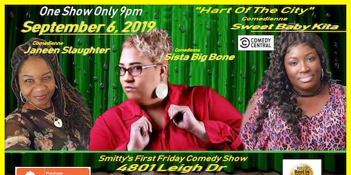 Smitty's First Friday Comedy Show