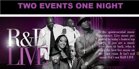 Copy of R&B LIVE CHARLOTTE EVERY FRIDAY tickets