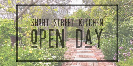 Short Street Kitchen Open Day  tickets