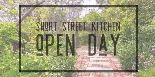 Short Street Kitchen Open Day