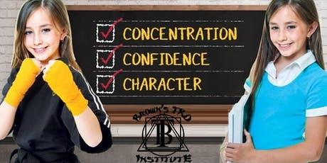 Back To School Buddy Bash - Beginning Martial Arts Workshop tickets
