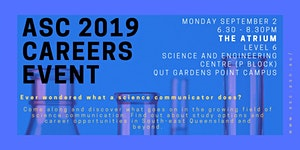 ASC 2019 Careers Event
