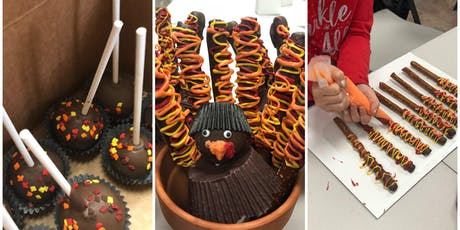 Kid's Decorating Class:Thanksgiving Centerpiece at Fran's Cake and Candy Supplies tickets