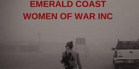 Emerald Coast Women  of War 1st Annual Veterans Celebration tickets