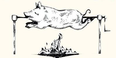 Sherwood PIG OUT- Organic Wine Week BBQ