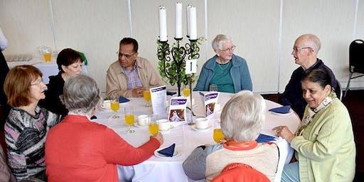 Senior Carers Morning Tea