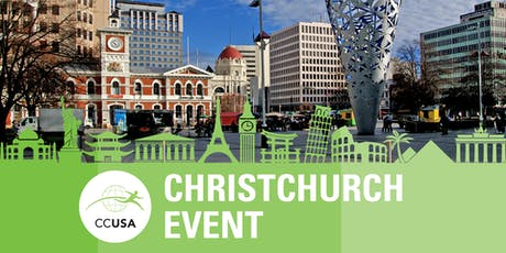 Christchurch meet an American Camp Director and Info Session  tickets