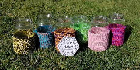 Mug Huggers Crochet Workshop tickets