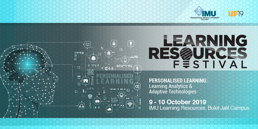 Learning Resources Festival 19