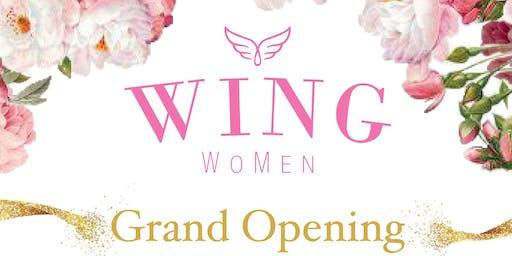 Wing WoMen Grand Opening