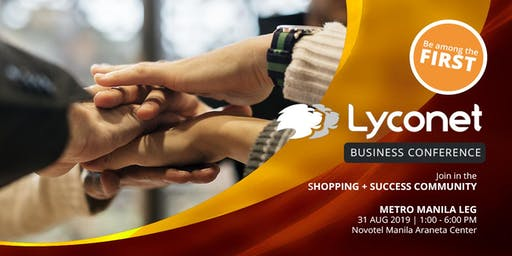 Lyconet Business Conference - Manila