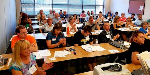 Train the Trainer 2019 for Toastmaster Club Leaders (Oct 12)