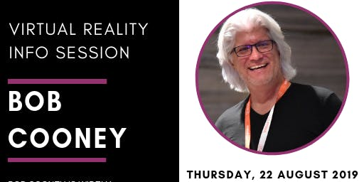 Virtual Reality with Bob Cooney