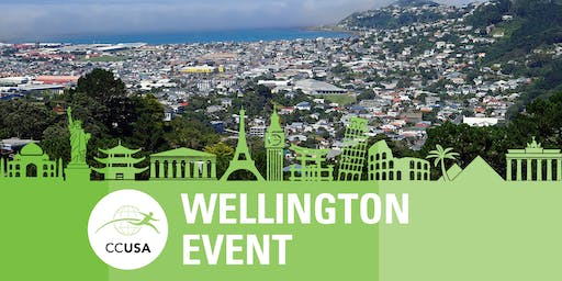 Wellington Meet an American Camp Director and Info Session