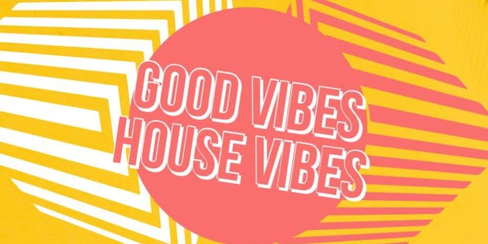 Good Vibes - House Vibes – Savannah – Sep 20 | edmtrain