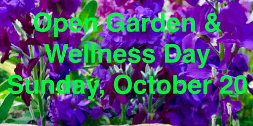 Open Garden and Wellness Day Fundraiser - Echuca Cancer Centre