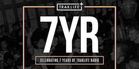 Traklife 7 Year Anniversary - Federal Bar Long Beach tickets