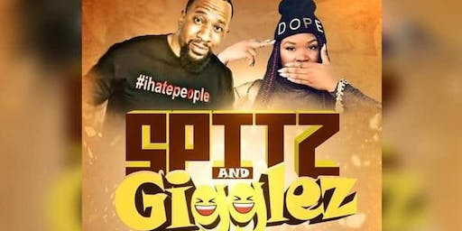 Spitz & Giggles Poetry and Comedy Show