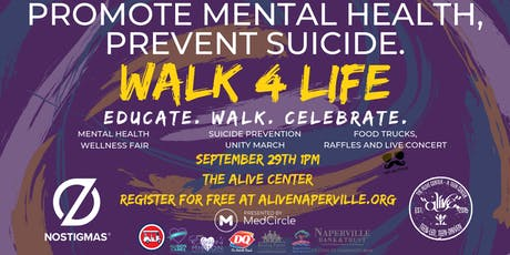 Walk 4 Life tickets
