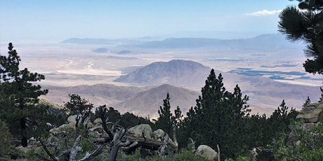 Palms to Pines: Life Zones of Coachella Valley & the San Jacinto Mountains tickets