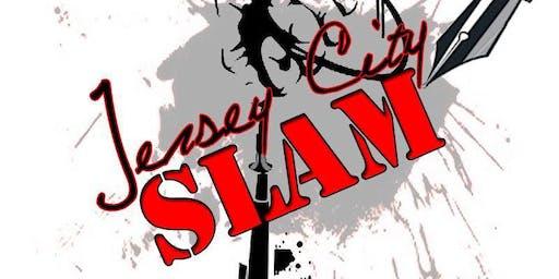 Jersey City Slam: Poetry Slam & Open Mic