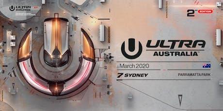 Ultra Australia 2020 — Sydney tickets