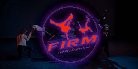 Firm Dance Crew - Dance Class tickets