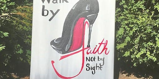 WALK BY FAITH - Womens And Mens Version