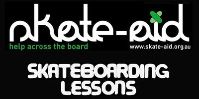 WEDNESDAY 7-8am Dicky Beach INTERMEDIATE / BEGINNERS Skateboard Lessons Term 4 2019