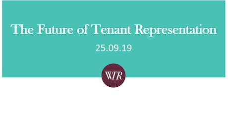 The Future of Tenant Representation tickets
