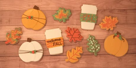 Fall Cookie Class tickets