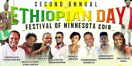 2nd Annual Ethiopian Day Festival of Minnesota 2019 tickets