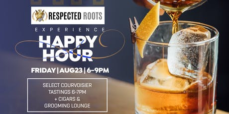 Respected Roots Happy Hour Experience + The Choice Consulting tickets