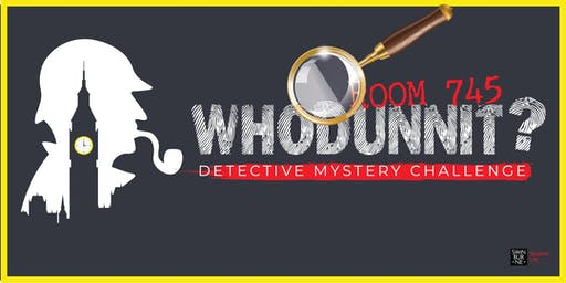 WHODUNNIT? Detective Mystery Challenge