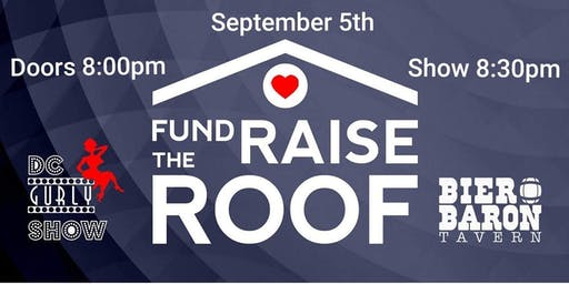 FundRaise The Roof for Argot Magazine
