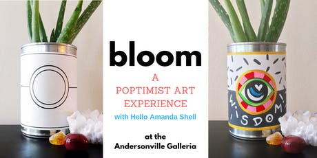 BLOOM: A PoPtimistic Art Experience tickets
