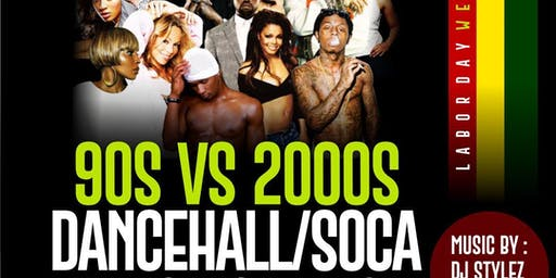 "THE OFFICIAL ""TAKE ME BACK""  90s VS. 2000s"