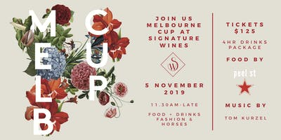 Melbourne Cup at Signature Wines